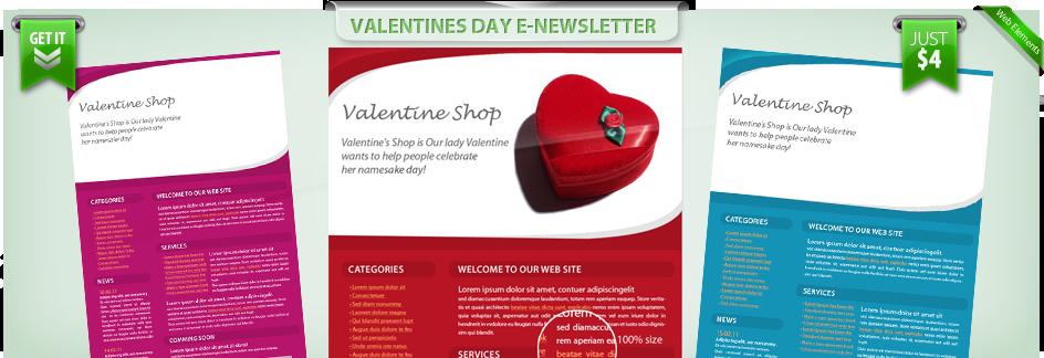 Valentines Day E Newsletter Www Idesignstudio Net