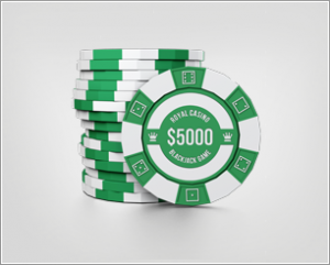 Casino Chips Mock-up