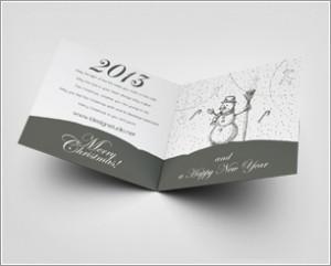 Invitation And Greeting Card Mockup V2