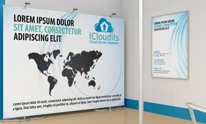 Exhibition Stand Design Mock Up Graphicriver