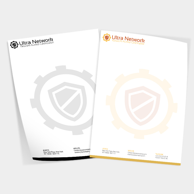 Network Auditor Corporate Identity and Logo