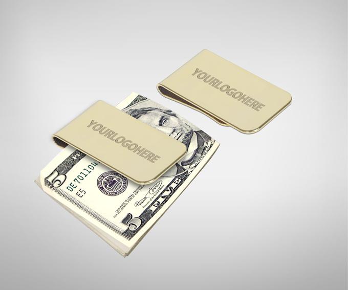 Money Clip Mock-up