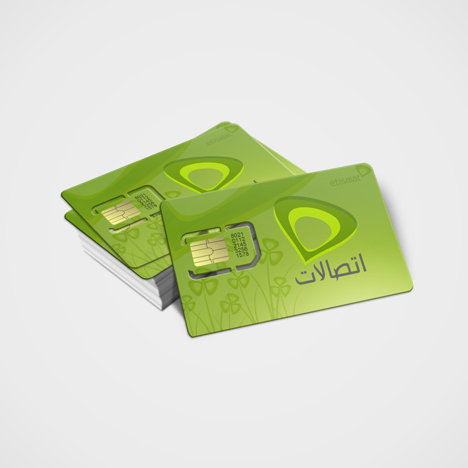 The Ultimate Sim Card Mock-up