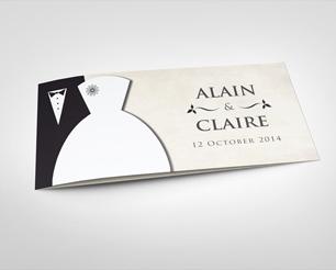 Wedding Invitation Card V3