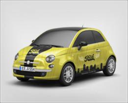 Car Branding Mock Up V5