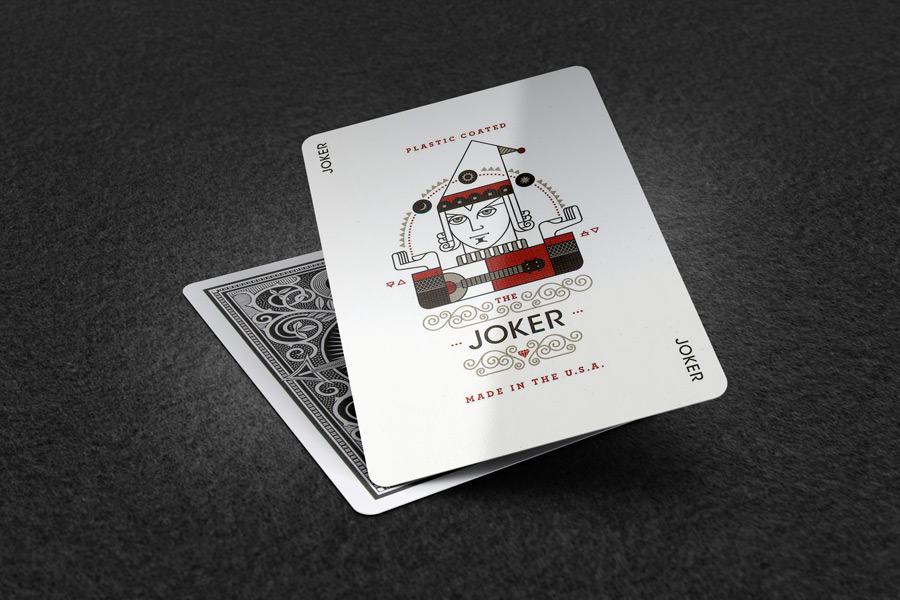 Playing Cards Mock-up V2 by idesignstudio.net
