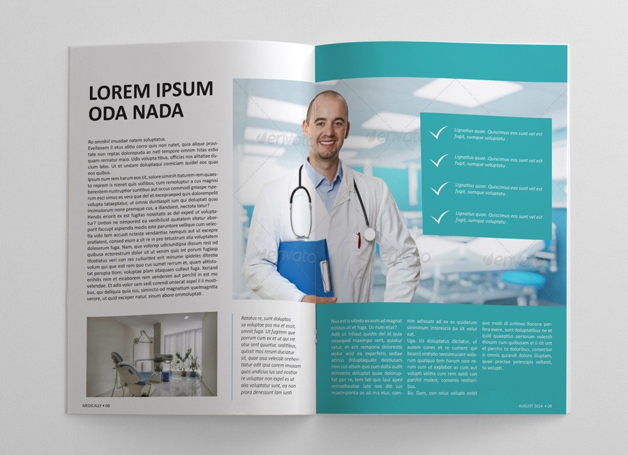 health and medical magazine v2