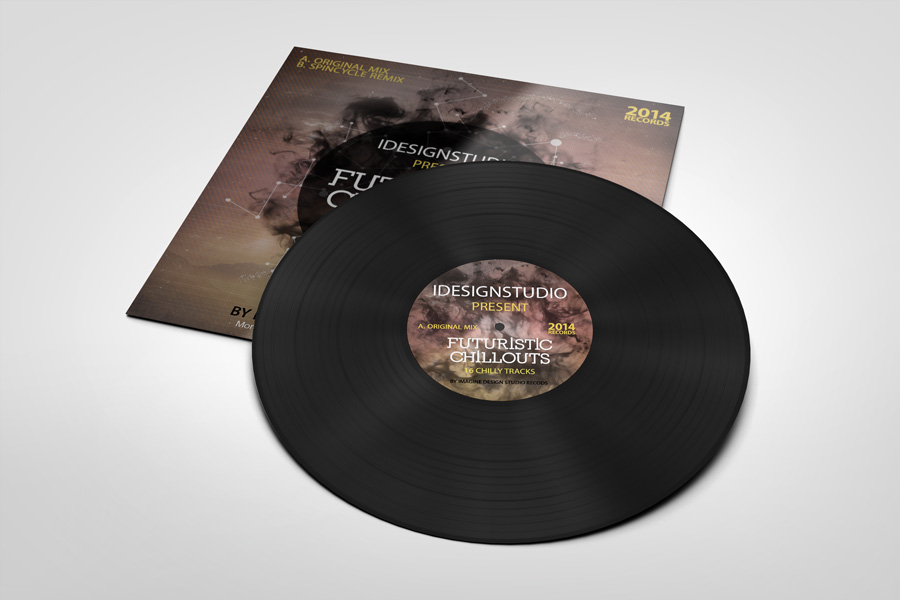 Vinyl Records Mock Ups Graphicriver Product Mock Ups