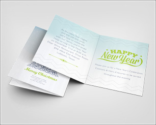 Invitation and Greeting Card Mockup V4