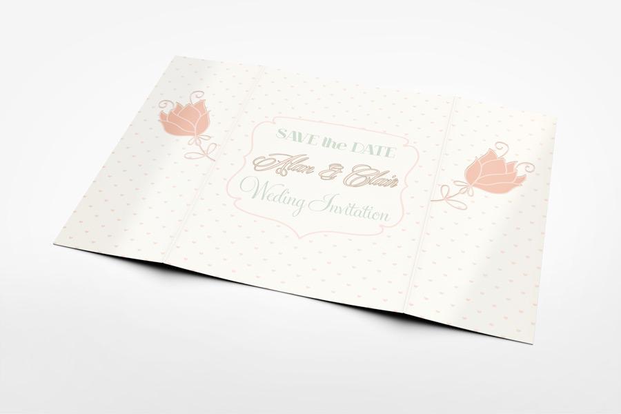 Download Wedding Invitations Mockups Bundle Www Idesignstudio Net PSD Mockup Templates